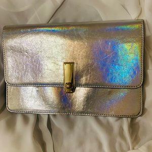 Express Beautiful evening clutch bag